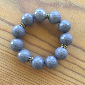 Gorgeous purple jcrew bracelet